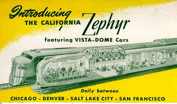 Vista Dome Car