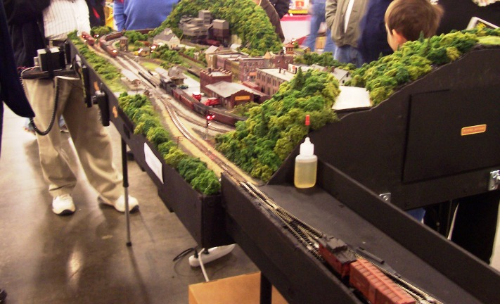 Dave Vollmer's N Scale Layout