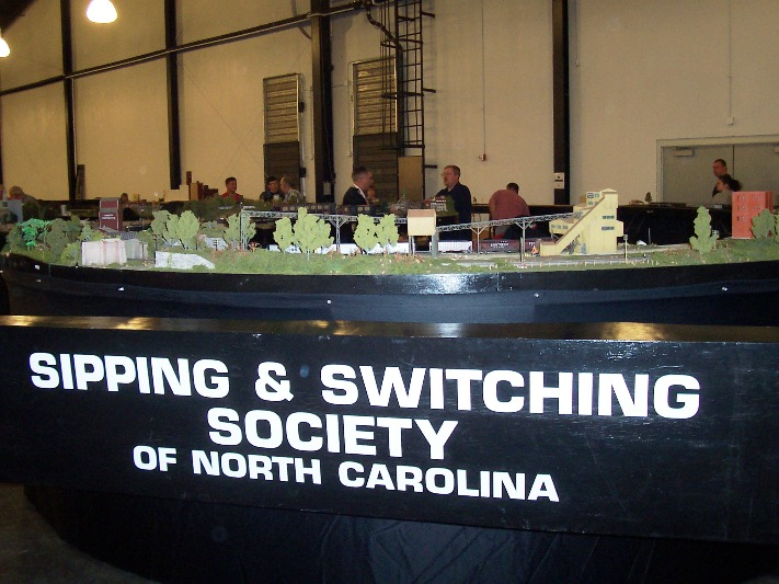 Neuse River Valley Model Train Show