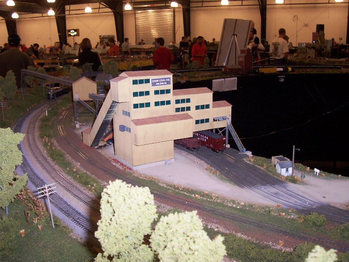 Neuse River Valley Train Show