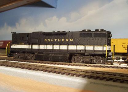 Southern Loco GP-38 #2725