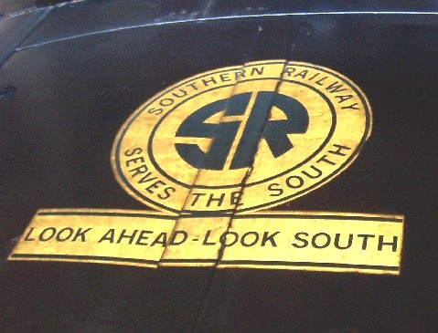 Southern Railway Serves the South