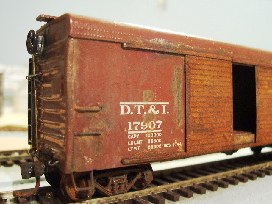 DT&I Boxcar