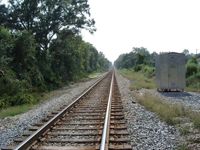 Image 2 - Straight Tracks