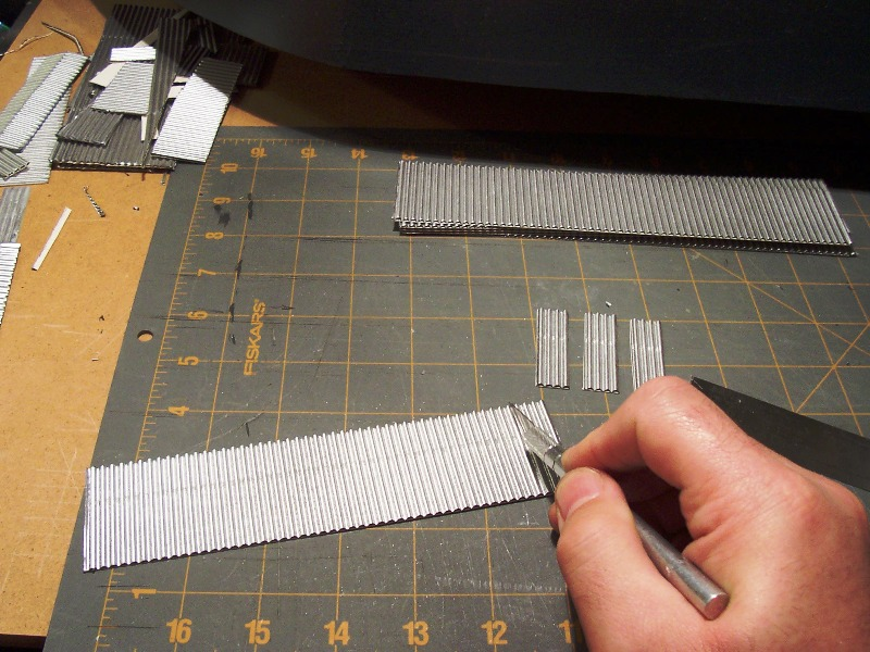 Making the 4' wide panel cuts