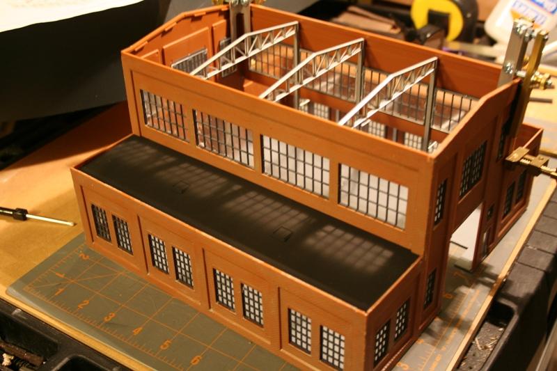 Allied Rail Rebuilders Kit in Progress